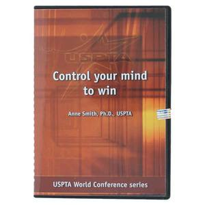 USPTA CONTROL YOUR MIND TO WIN TENNIS DVD