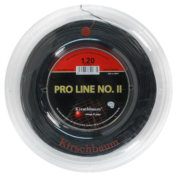 Pro Line Ii 1.20 Black Tennis Reel