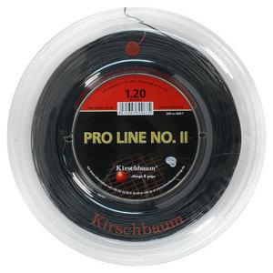 KIRSCHBAUM PRO LINE II 17L 1.20 BLACK TENNIS REEL