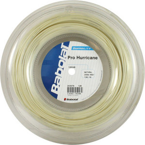 BABOLAT PRO HURRICANE NATURAL 16G REEL