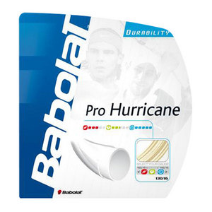 Pro Hurricane 16g Tennis Strings Natural