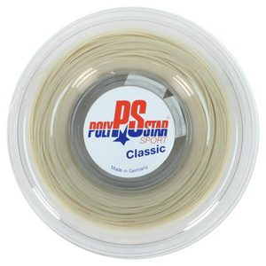 POLY STAR POLY STAR CLASSIC 17G REEL TENNIS STRING