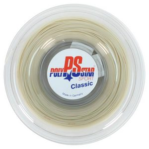 POLY STAR POLY STAR CLASSIC 16G REEL TENNIS STRING