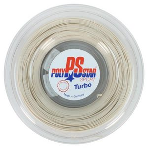 POLY STAR POLY STAR TURBO 17G REEL TENNIS STRING