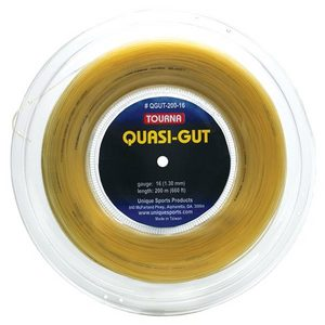 Tourna Quasi Gut 16G Reel Tennis String