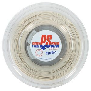 POLY STAR POLY STAR TURBO 16G REEL TENNIS STRING