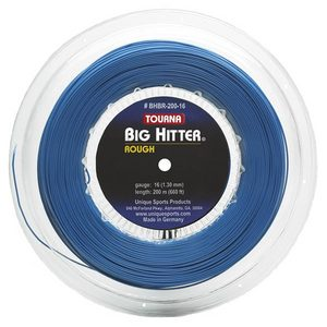 TOURNA BIG HITTER ROUGH 16G REEL TENNIS STRING