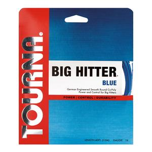 TOURNA BIG HITTER BLUE 16G TENNIS STRING