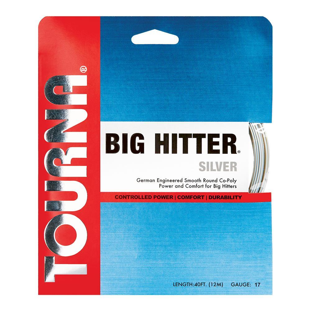Big Hitter Silver 17g Tennis String