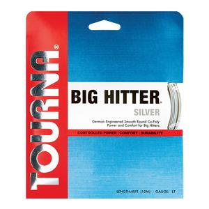 TOURNA BIG HITTER SILVER 17G TENNIS STRING