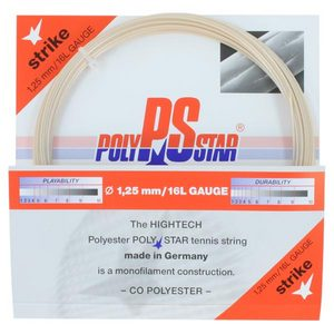 POLY STAR POLY STAR STRIKE 16L STRING NATURAL
