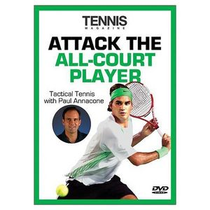 HUMAN KINETICS ATTACK THE ALL COURT PLAYER DVD