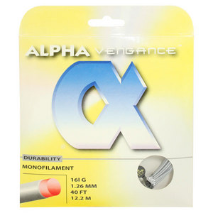 ALPHA VENGEANCE 16G