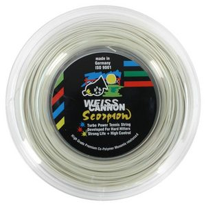 WEISS CANNON SCORPION 16G REEL TENNIS STRING