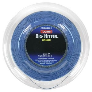 TOURNA BIG HITTER ROUGH 17G REEL TENNIS STRING