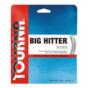 TOURNA BIG HITTER SILVER 16G TENNIS STRING