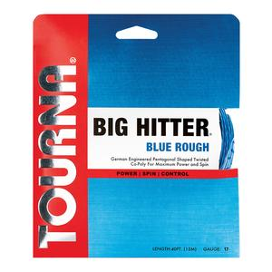 TOURNA BIG HITTER ROUGH BLUE 17G TENNIS STRING