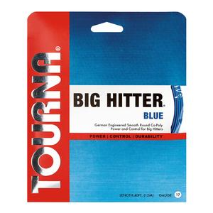 TOURNA BIG HITTER BLUE 17G TENNIS STRING