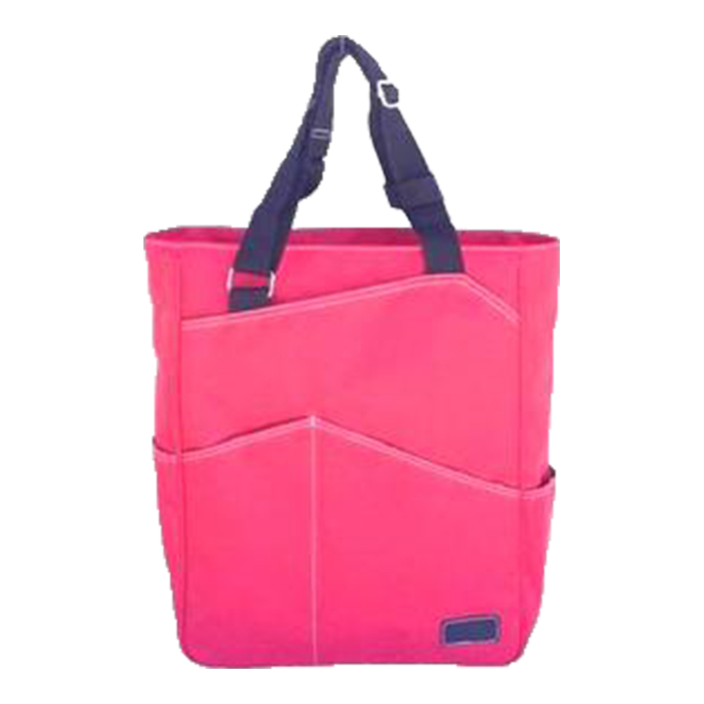 Maggie Mather Tennis Fuschia Totes