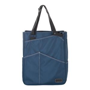 Maggie Mather Navy Tennis Totes