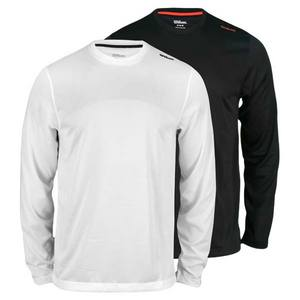 WILSON MENS BODY MAPPING LS CREW