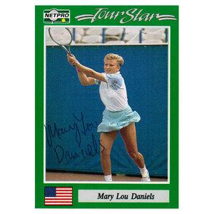 Mary Lou Daniels Signed  WOmen`s
