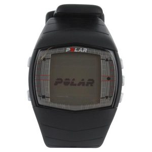 POLAR FT40M BLACK WATCH