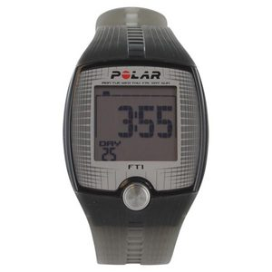 POLAR FT1 BLACK WATCH