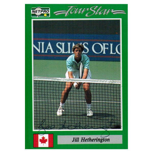Jill Hetherington Signed Women's