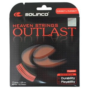 Outlast 17g Tennis String