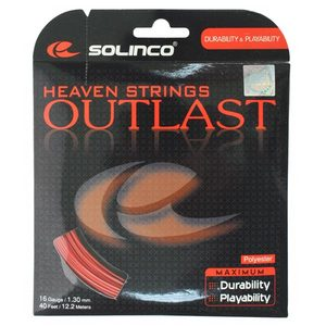 Outlast 16g Tennis String