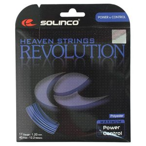 SOLINCO REVOLUTION 17G TENNIS STRING