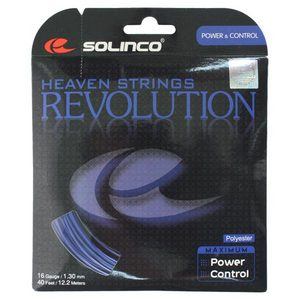 SOLINCO REVOLUTION 16G TENNIS STRING