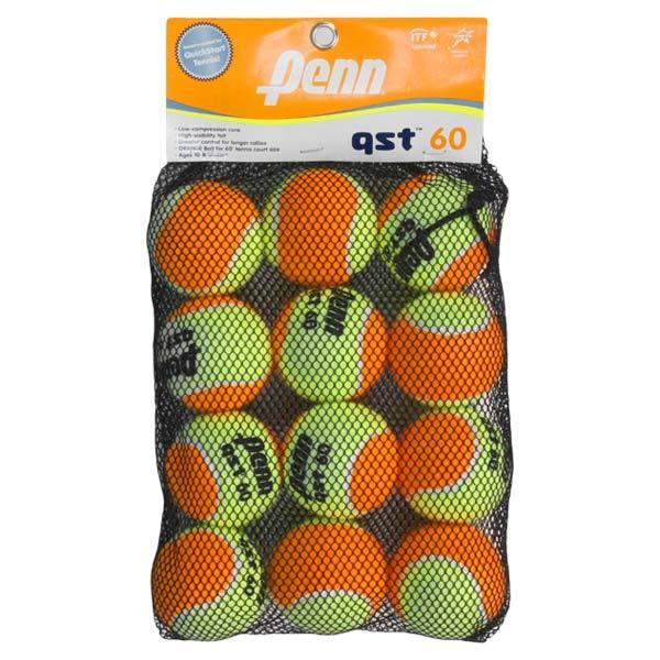 Qst 60 12 Tennis Ball Mesh Bag