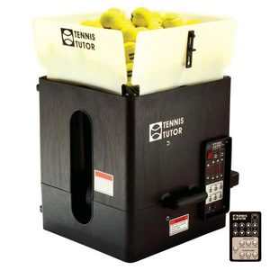 Tennis Tutor Plus Player w/Multi-Function Remote