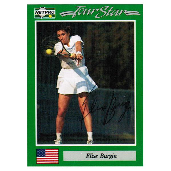 Elise Burgin Signed Women's Card