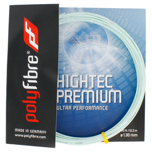 POLYFIBRE HIGHTEC PREMIUM 1.30/16G TENNIS STRING