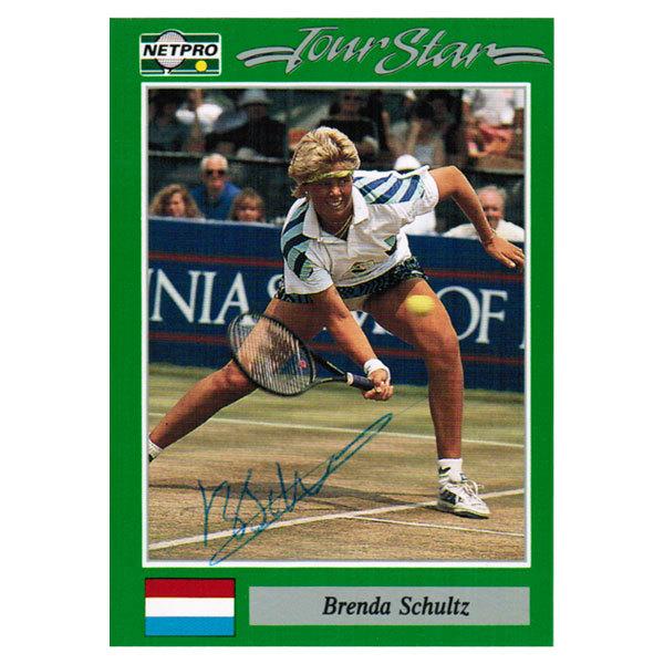 Brenda Schultz- Mccarthy Signed