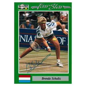 Brenda Schultz-McCarthy Signed