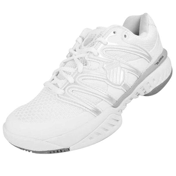 Women's Bigshot Tennis Shoes White/Grey