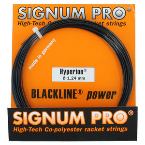 SIGNUM PRO HYPERION 1.24 TENNIS STRING