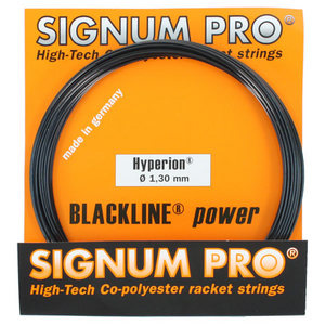 SIGNUM PRO HYPERION 1.30 TENNIS STRING
