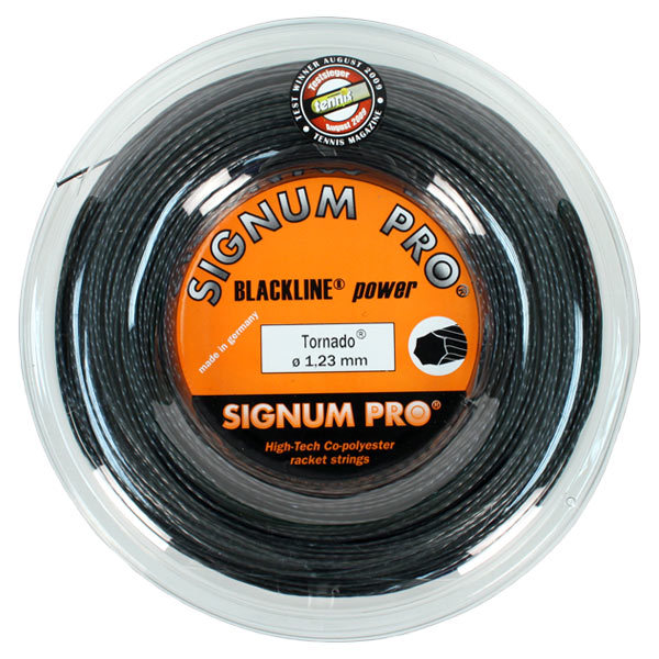 Tornado 1.23 Reel Tennis String