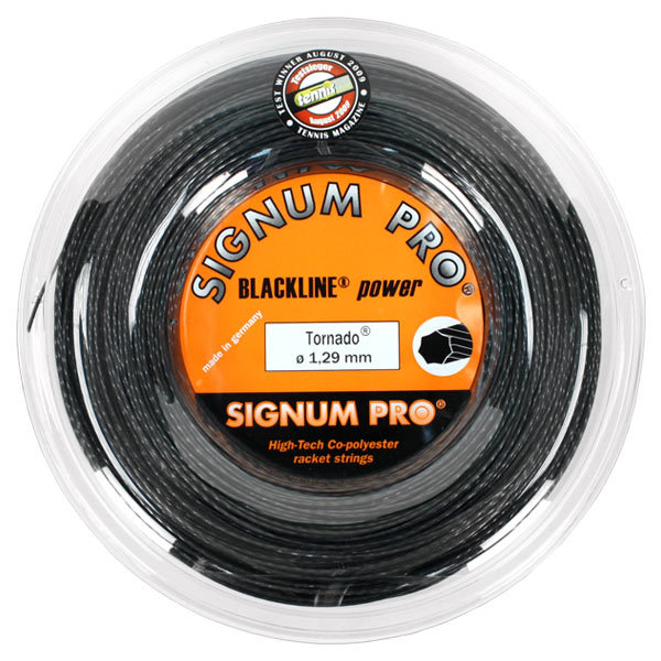 Tornado 1.29 Reel Tennis String