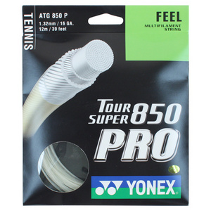 YONEX TOUR SUPER 850 PRO 16G STRINGS