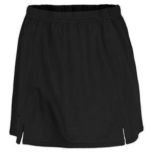 BOLLE WOMENS 14.5 INCH TENNIS SKIRT BLACK