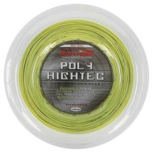POLYFIBRE POLY HIGHTEC 1.10/18G REEL TENNIS STRING