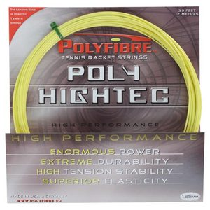 POLYFIBRE POLY HIGHTEC 1.25/17G TENNIS STRING