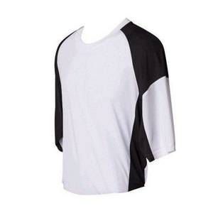SPORTS SOURCE Men`s Garvin Tennis Crew White Black
