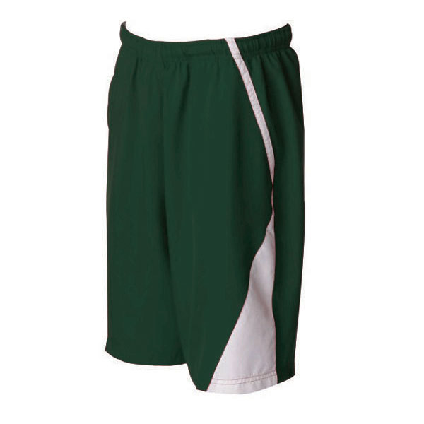 Men's Page Tennis Shorts White Pine
